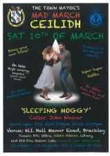 Town Mayor's Event - Mad March Ceilidh