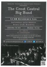 The Great Central Big Band - Residence Gig