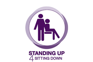 Stand Up 4 Sitting Down