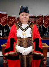 New Town Mayor