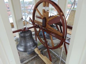 Town Hall Bells are re-commissioned