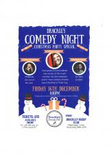 Brackley Comedy Night - Christmas Party Sepcial