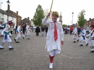 Brackley Morris Men - May Day