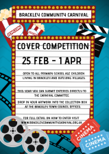 Brackley Community Carnival Programme Competition