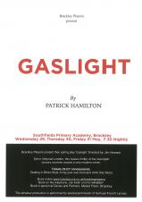 Brackley Players present ...... 'Gaslight'