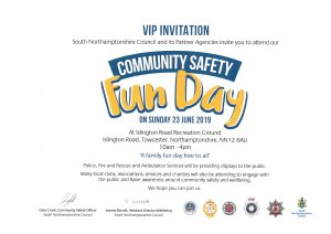 Community Safety Fun Day