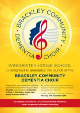 Winchester House School - Community Dementia Choir
