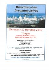 Musicians of the Dreaming Spires in Concert
