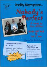 Brackley Players present ...... 'Nobody's Perfect