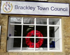 Brackley Remembrance Parade & Service - Sunday 10th November 2019