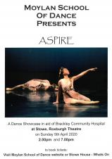 Moylan School of Dance present....'ASPIRE' - EVENT POSTPONED