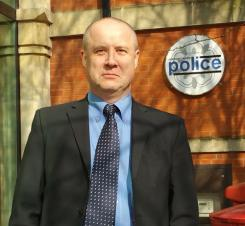 Stephen Mold, Police, Fire and Crime Commissioner.