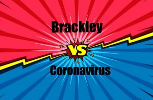Brackley Vs Coronavirus form for volunteers and residents new