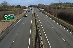 Highways England - A43 works to commence June 2020