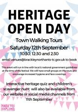 Free Heritage Walking Tours