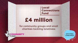 £4m Grant Funding for Community Groups announced