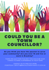 Local Council Elections 2021 - Calling all Prospective Candidates