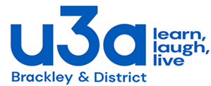 Brackley & District U3A - Learn, Laugh and Live
