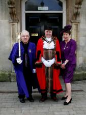 Brackley Town Mayor 2015/2016
