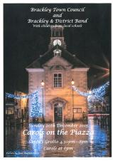 Community Carols on the Piazza