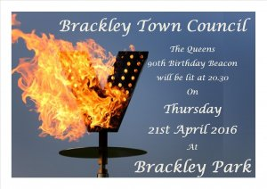 The Queen's 90th Birthday Beacon