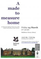 Middleton Cheney Event - Talk on Upton House
