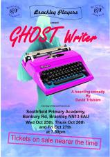 Brackley Players - 'Ghostwriter'