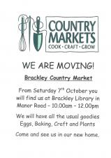 Brackley Country Market