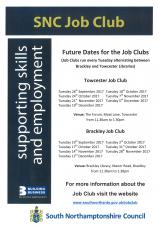 SNC Brackley Job Club